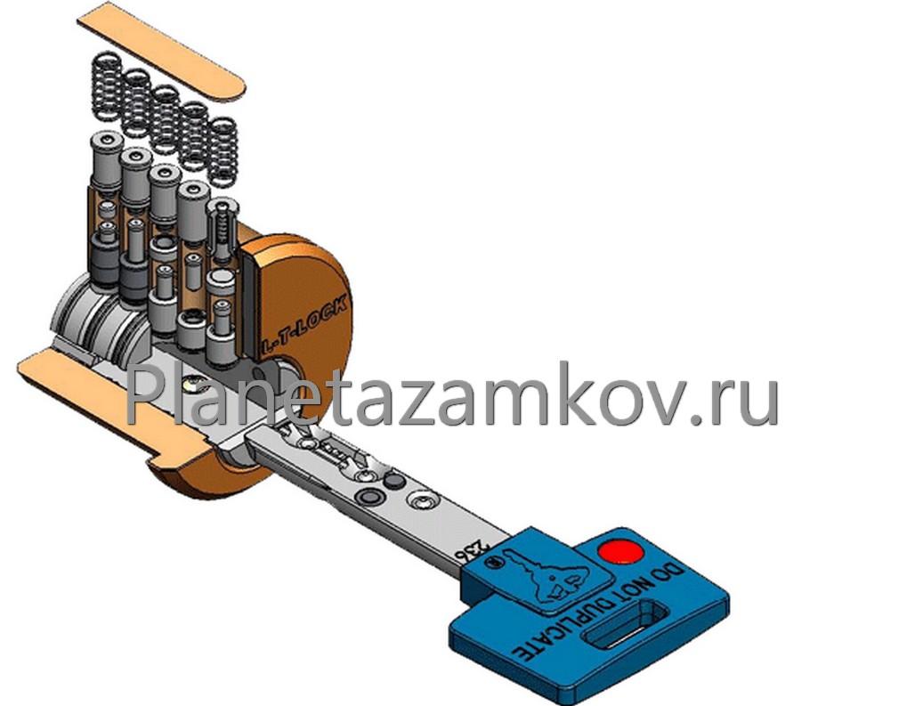 mul t lock interactive цилиндр (личинка)