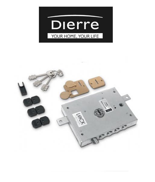 Atra Dierre 7111 дверные замки для металлических дверей