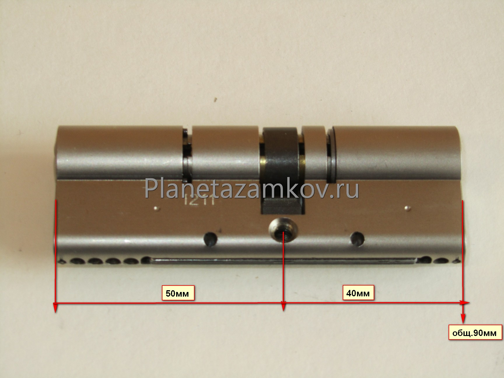 личинка Mul-t-lock (Мультилок) 90мм